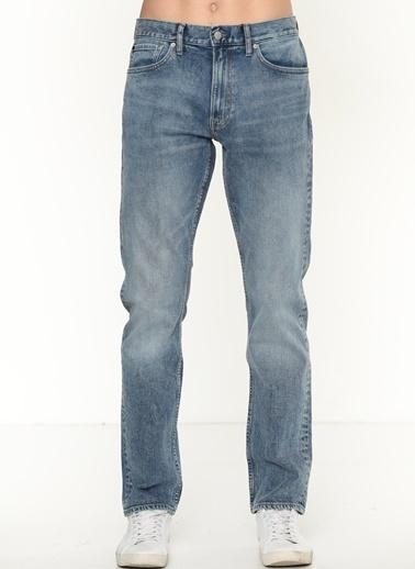 Calvin Klein Jean Pantolon | Straight Renkli